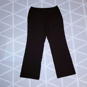 🛍Gray Straight Boot Dress Pants